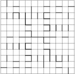 Barred Crossword