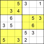 Childrens Sudoku